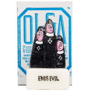 Olga Goose Candle - Three Nuns
