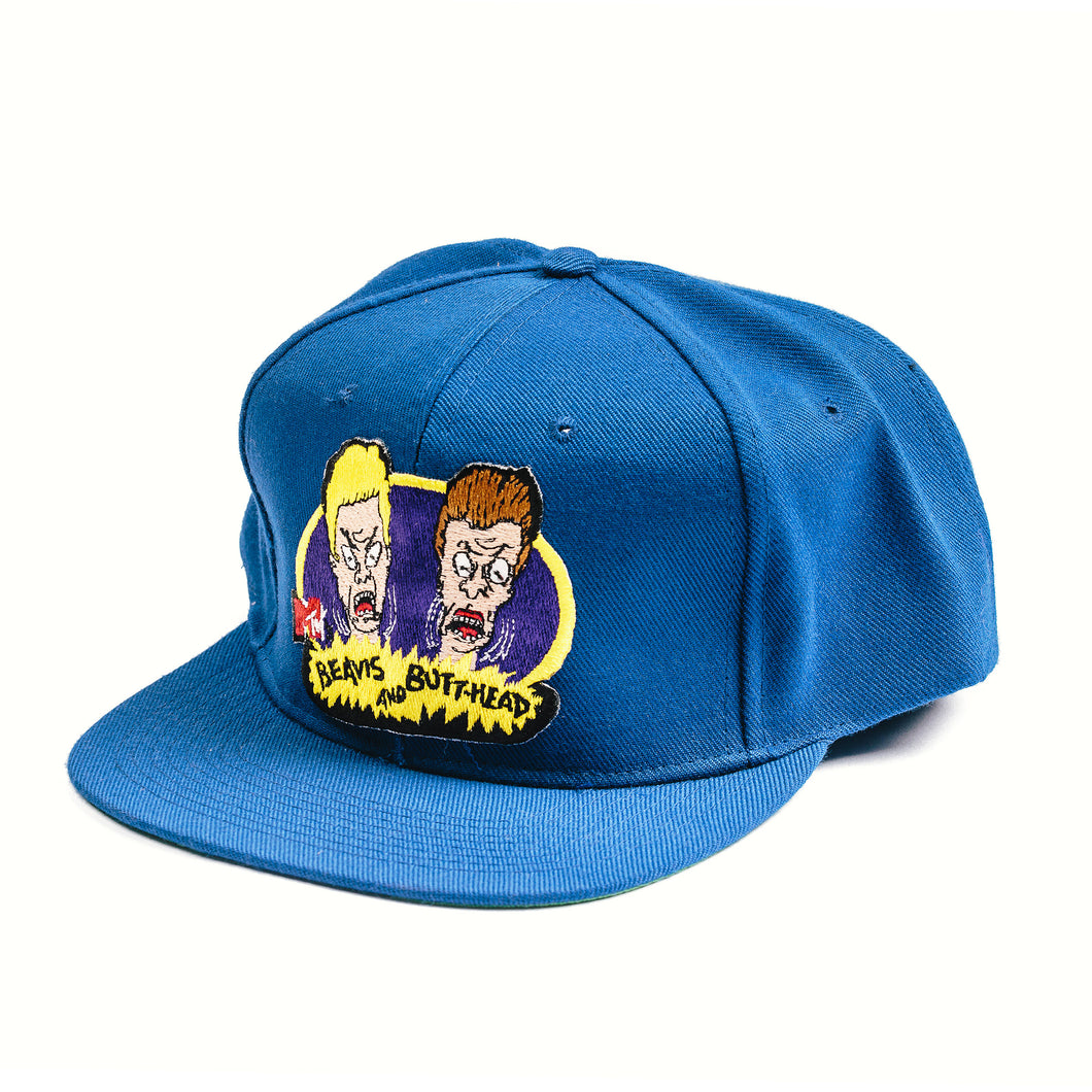Vintage MTV Beavis and Butthead Snapback Hat