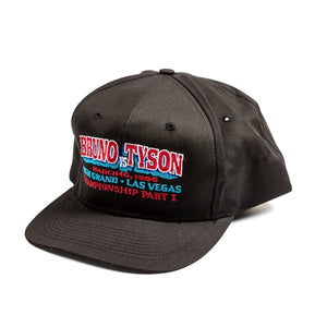 Vintage Bruno VS Tyson Hat