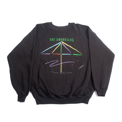 The Umbrellas by Christo and Jeanne-Claude Vintage Crewneck