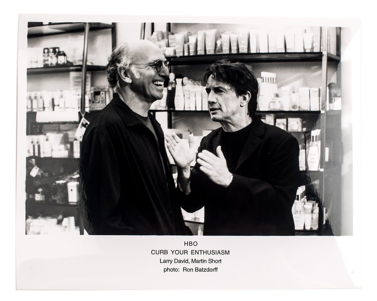 Curb Your Enthusiasm HBO Press Photo