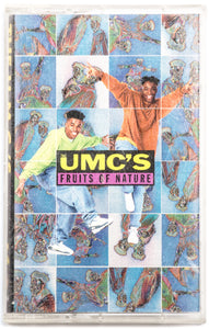 UMC's – Fruits of Nature Casette Tape