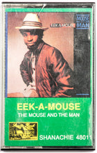 Load image into Gallery viewer, EEK-A-Mouse - The Mouse and the Man