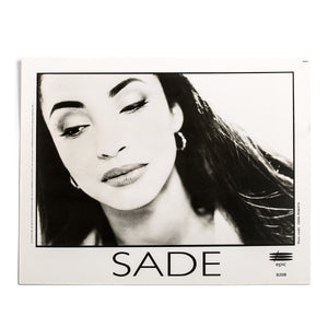 Sade Press Photograph #3