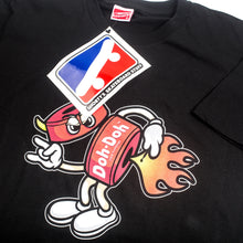 Vintage Shorty's™ Skateboards Doh-Doh™ Flame  Little Bushings T-Shirt