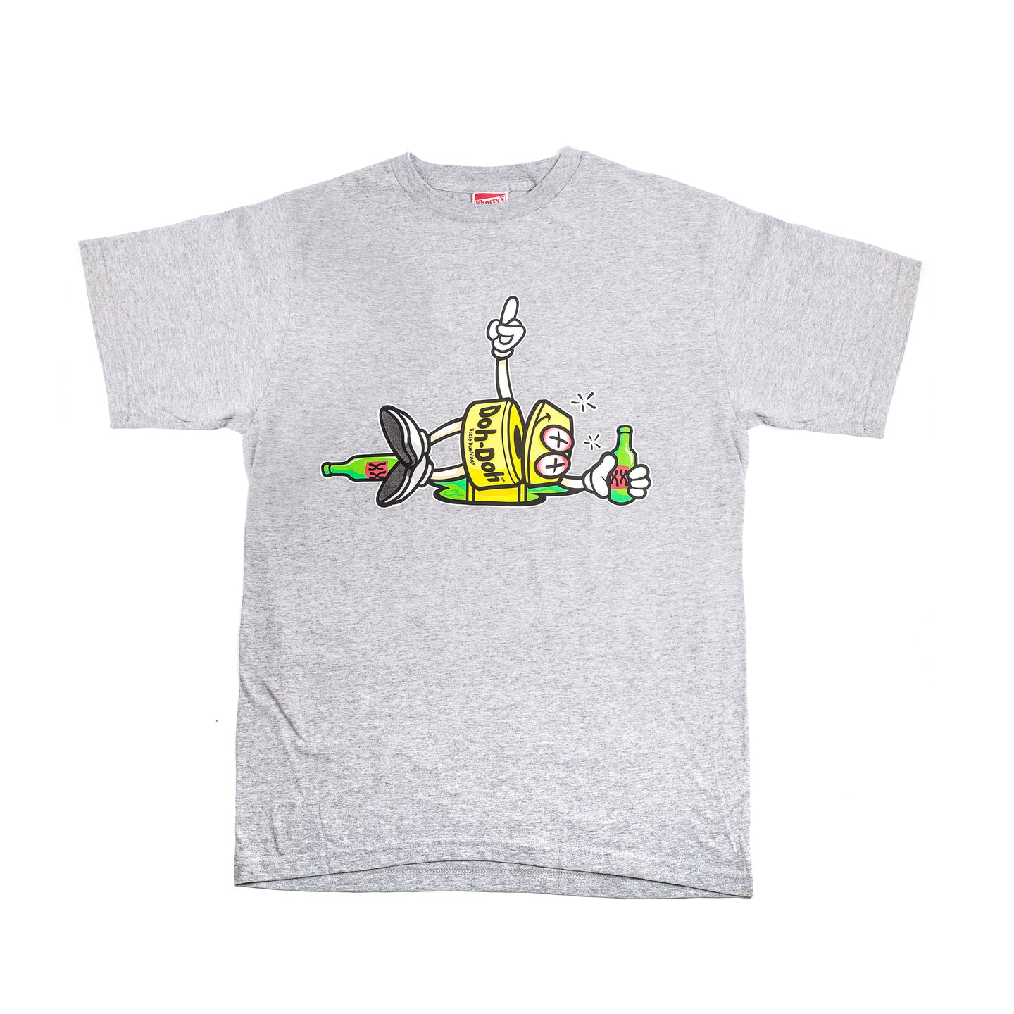 Vintage Shorty's™ Skateboards Doh-Doh™ XXX Little Bushings T-Shirt