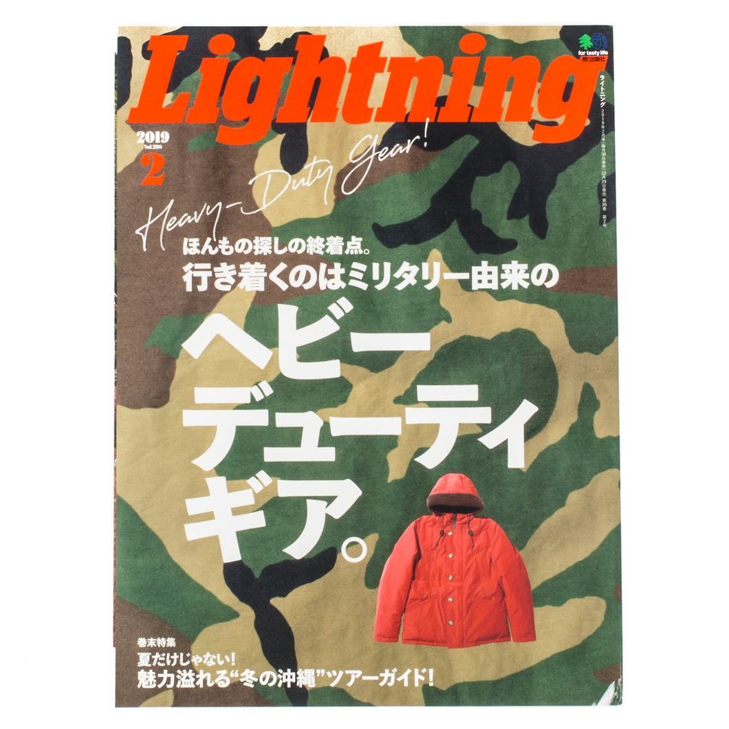 LIGHTNING MAGAZINE - VOL 298