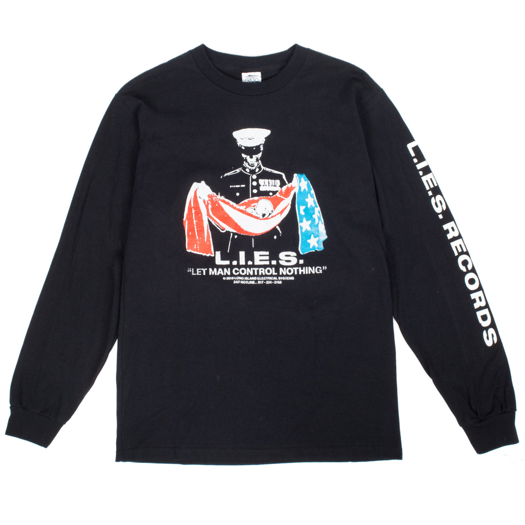 L.I.E.S. Aborted Mission L/S T-Shirt