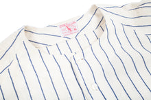 Load image into Gallery viewer, Vintage Goodman and Sons - Post 467 Pinstripe Baseball Jersey