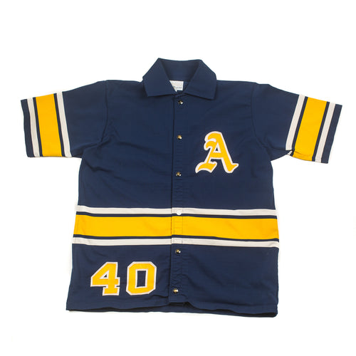 Medalist Sand Knit A's Jersey