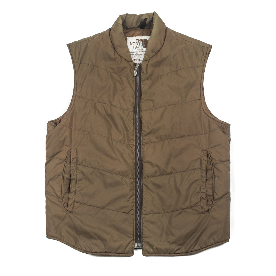 The North Face Brown Fishing Vest