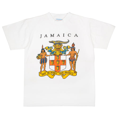 Vintage Jamaica Coat of Arms T Shirt