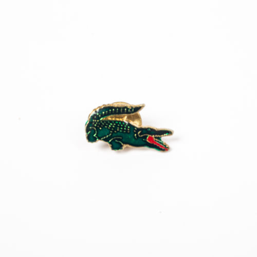 Vintage Alligator Pin
