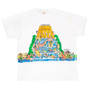 "Vintage ""I Survived Dunns River Falls"" XXL T-Shirt"