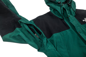 Vintage TNF Forest Green Mountain Parka