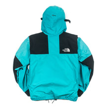 Load image into Gallery viewer, Vintage TNF Tiffany Blue  Mountain Parka
