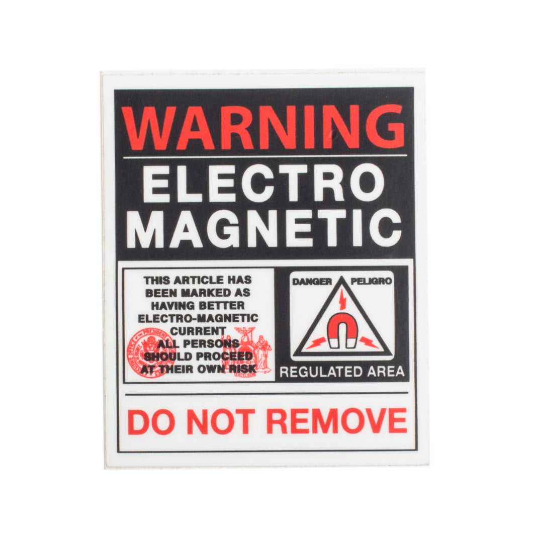Electro Magnetic Studios Sticker