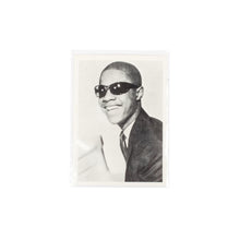 Load image into Gallery viewer, Vintage Stevie Wonder Photo Trading Card