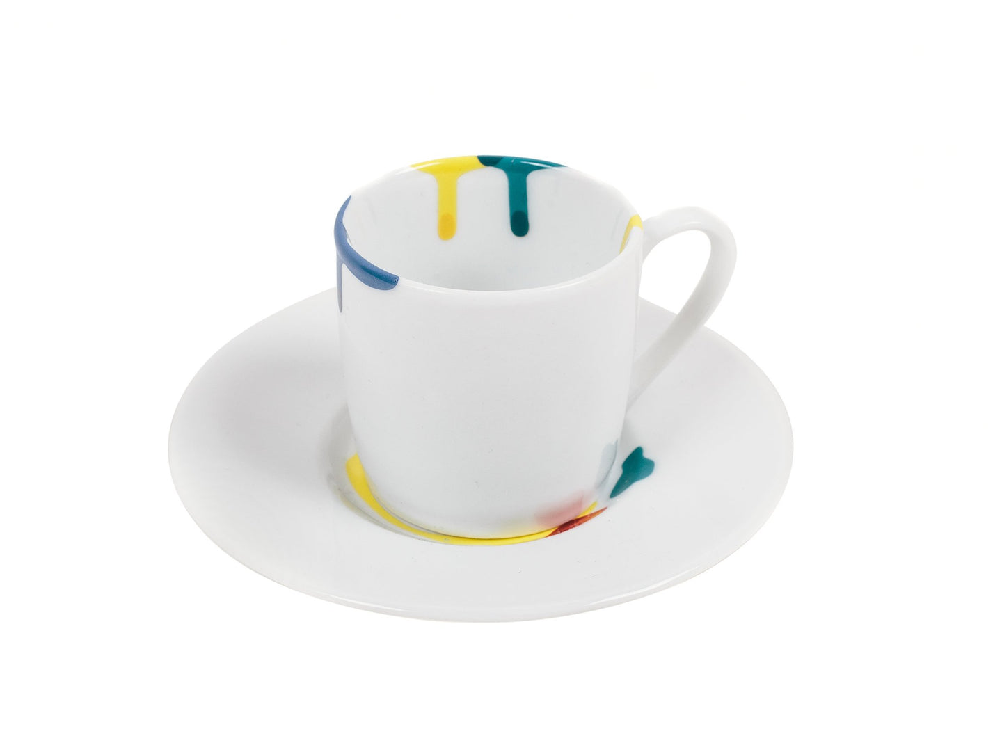 The Tate Modern Artist Espresso Cup and Saucer
