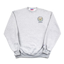 Load image into Gallery viewer, Grey Pentagon Crewneck