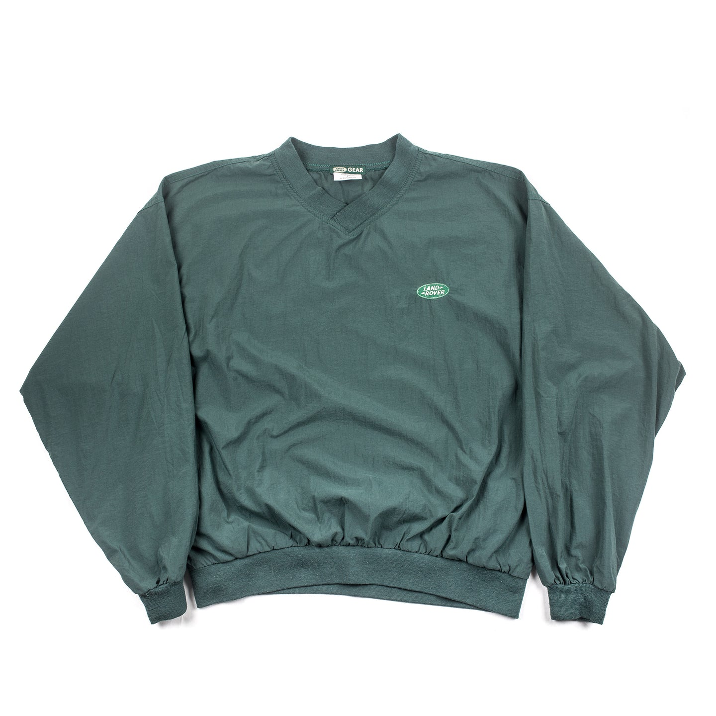 Land Rover Windshirt Green