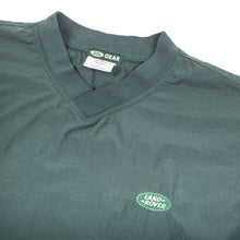 Load image into Gallery viewer, Land Rover Windshirt Green
