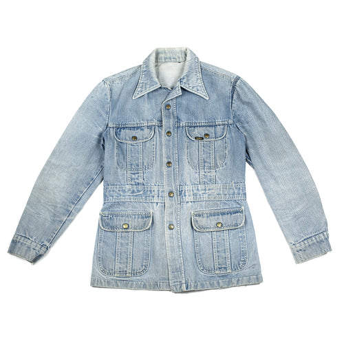 Vintage Lee Women's Barn Denim Jacket