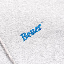 Load image into Gallery viewer, BETTER™ EMBROIDERED Logo Hoodie