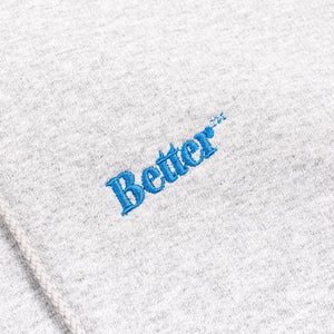 BETTER™ EMBROIDERED Logo Hoodie