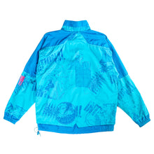 Load image into Gallery viewer, Vintage Nike International Teal Track Jacket