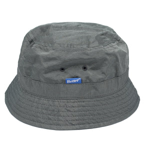Better™ Metallic Nylon Bucket Hat