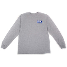 Load image into Gallery viewer, RWCHE ICE PALACE L/S TEE GRAY