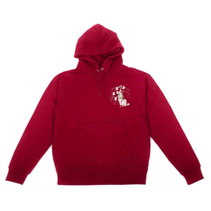 RWCHE HELLS DAIO HOODIE RED