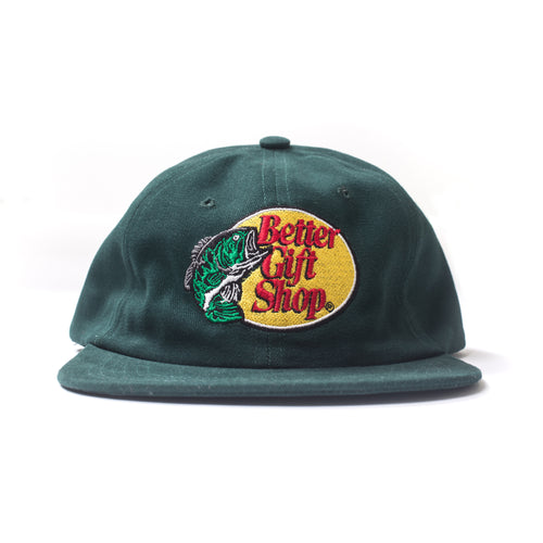 Better Gift Shop 6-Panel Snapback Cap