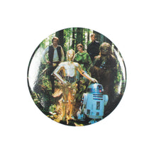 Load image into Gallery viewer, Vintage George Lucas Star Wars Button Set