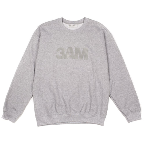 Chill Out 3AM Crewneck