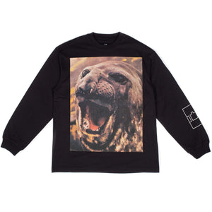 "The Trilogy Tapes - S/S  ""Seal"" L/S Black Tee"