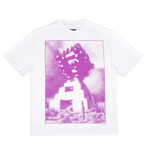 "The Trilogy Tapes - S/S ""Fek Wah"" White Tee"