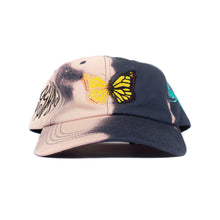 "Load image into Gallery viewer, Big Ant ""Timewarp Butterfly Cap"" Navy"