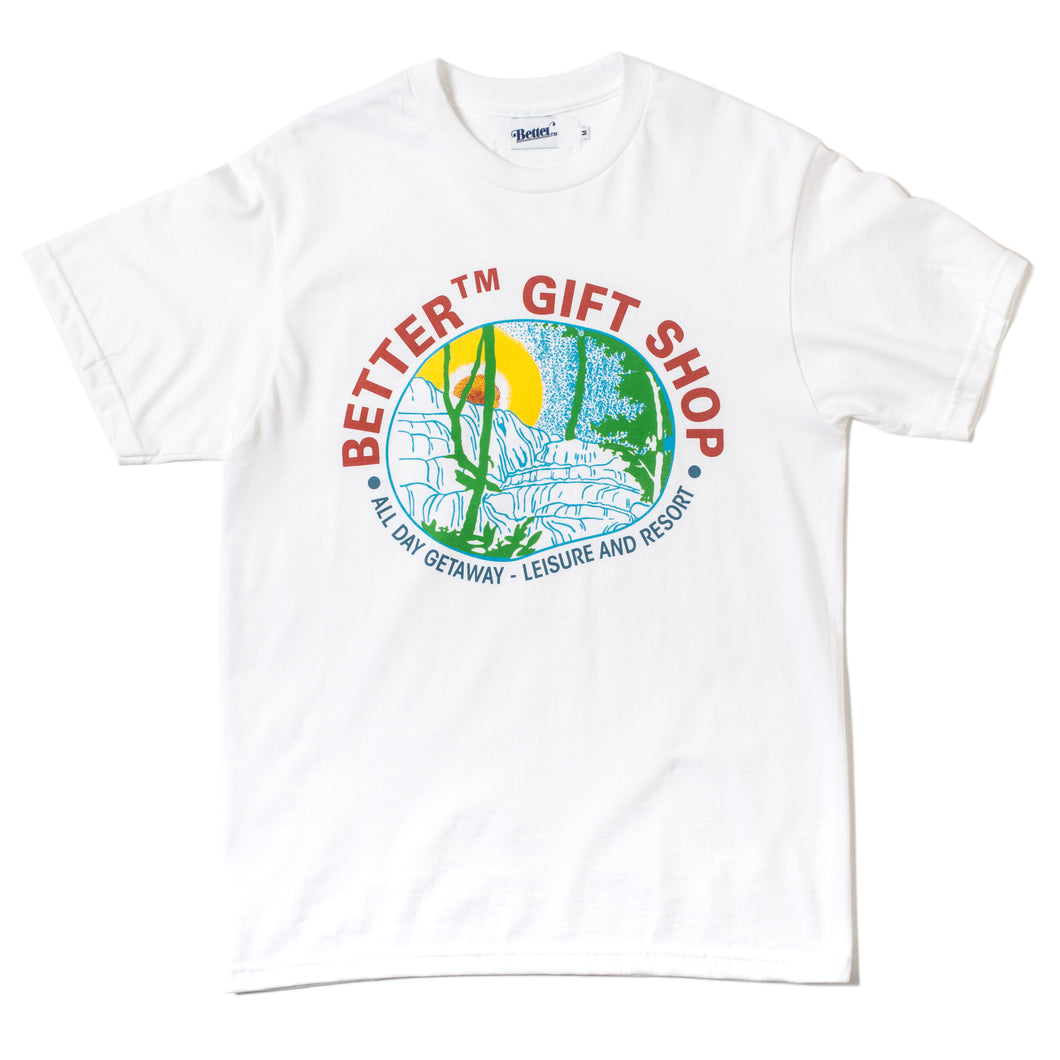 BetterTM Resort Tee White
