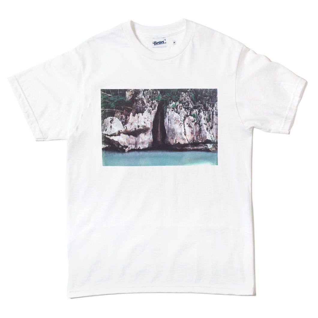 BetterTM Jamil GS Punany Rock Tee White