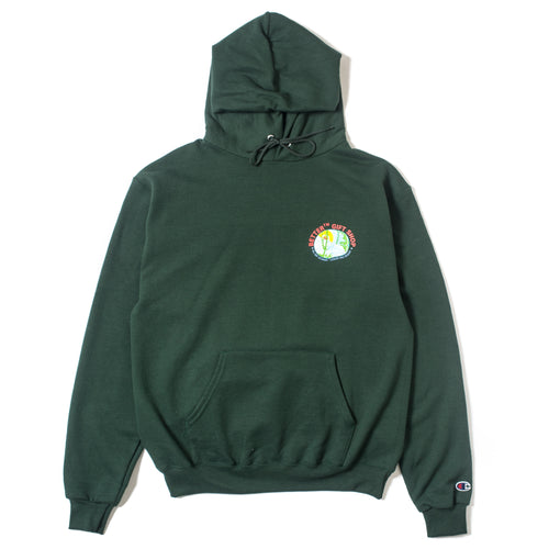BetterTM Ressort Hoodie Forest Green