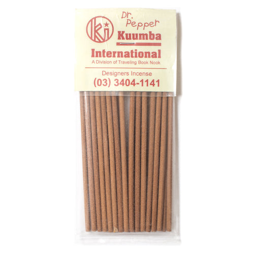 KUUMBA Dr.PEPPER MINI INCENSE PACK