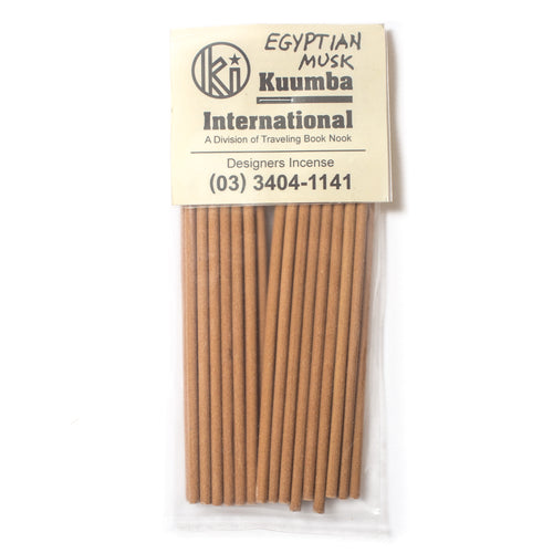 KUUMBA EGYPTIAN MUSK MINI INCENSE PACK