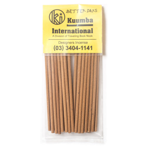 KUUMBA BETTER DAYS MINI INCENSE PACK