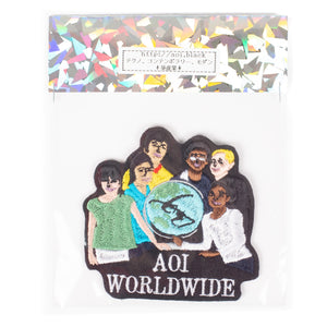 "AOI Industry Patch ""AOI WORLDWIDE"""
