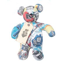 Load image into Gallery viewer, Kumanokuido Transformers Teddy Bear 1