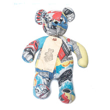 Load image into Gallery viewer, Kumanokuido Transformers Teddy Bear 2