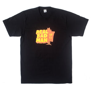 Real Bad Man Logo Tee