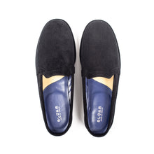 "BLOHM Shade Of Tokyo - ""Black"" Lazy Mule"